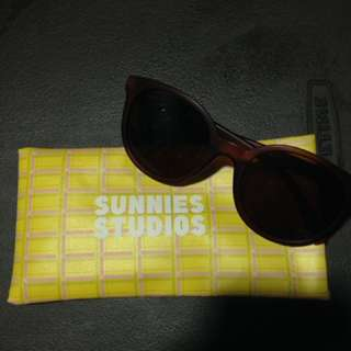 Sunnies Jean Coffee