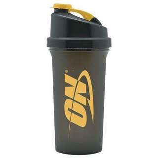 700ml Optimum Nutrition Protein Shaker bottle