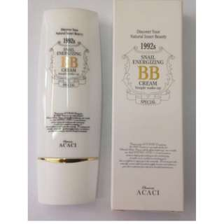 Snail energizing + BB cream