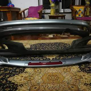 Vios Trd skirting