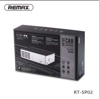 Remax Car Solar Air Purifier (RT-SP02)