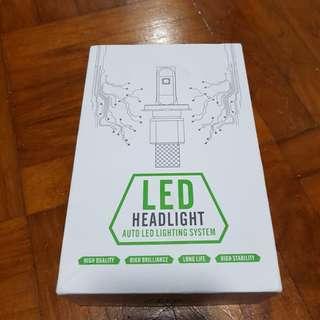 H4 led headlight
