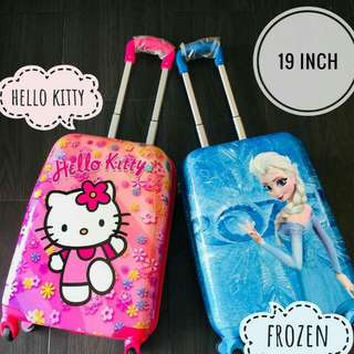 KIDS TROLLEY LUGGAGE 19'