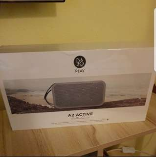Brand new beoplay A2 active