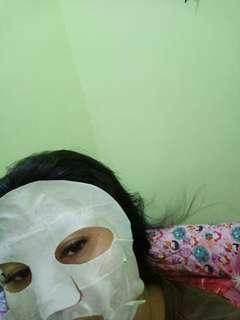Novage Brightening mask