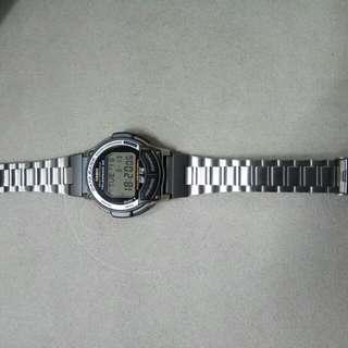 Casio 石英錶 (约95年產品)