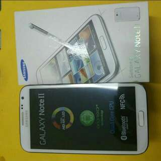 Note 2 4g brand new Origenal 16gb