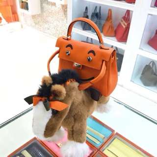 Brand new Hermes Kelly doll limited