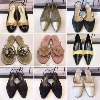 全線 Chanel 品牌各款型鞋清貨大減價