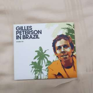In Brazil - Gilles Peterson (2 CDs)