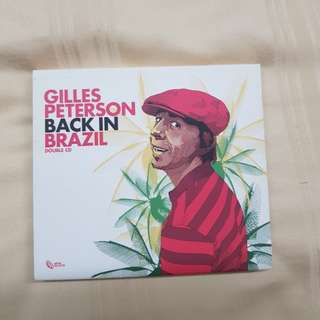 Back In Brazil - Gilles Peterson