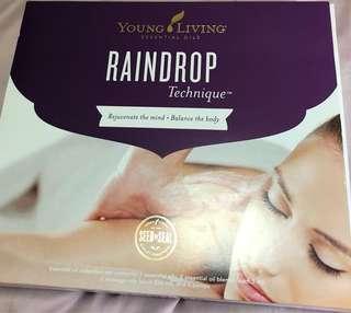 Young Living Raindrop Technique Set