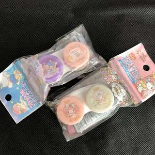 My Melody Little Twin Stars Contact Lens Case