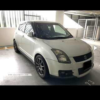 Selling my white stock swift sport bonnet