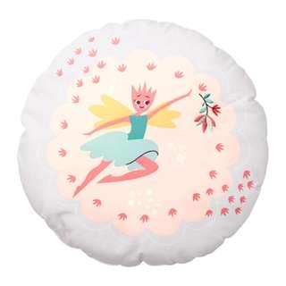[IKEA] LATTJO Cushion / Fairy with Light pink lilac