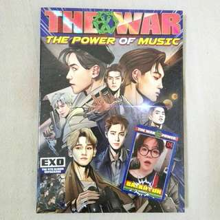 (WTT/WTS )Exo power album