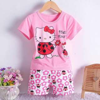 Hello Kitty Terno for Girls