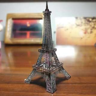 3D metal Model - Eiffel Tower