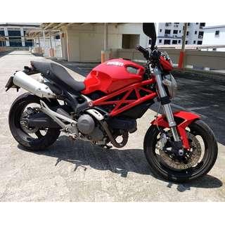 Ducati Monster 696 (2013)
