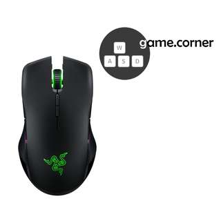 (BNIB) Razer Lancehead (Black) (Gaming Mice)