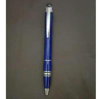 Montblanc Starwalker Cool Blue Ballpoint Pen