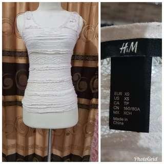 H&M tanktop 1303