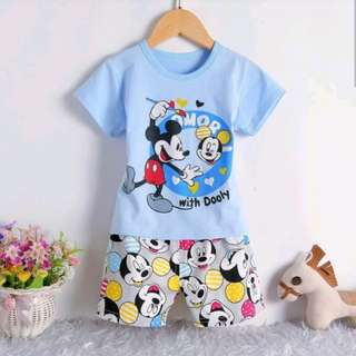 Mickey Mouse Terno for Boys