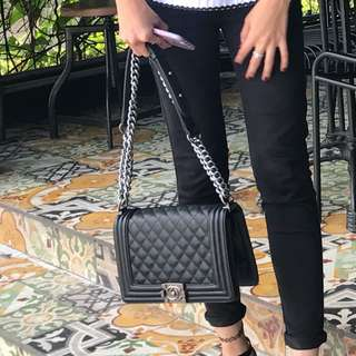 Inspired Chanel sling bag