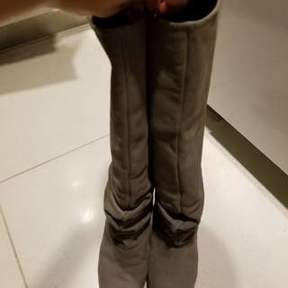 Zara Boots (made in Spain)