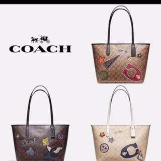 L4L Coach Tote bag