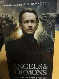 Angels & Demons Novel