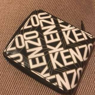 Kenzo 銀包 接近全新