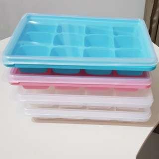 Storyg Korean food cubes tray