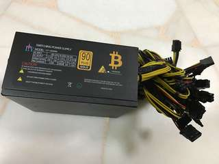 PSU Power Supply Unit 1600w