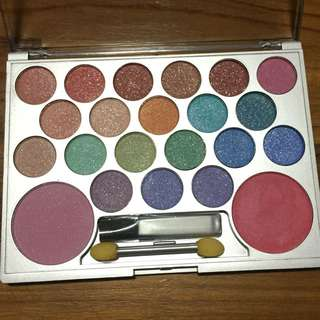 Korean Eyeshadow Palette