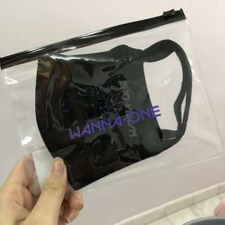 Wanna One Official Mask