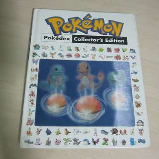 Pokemon - Pokedex Collector's Edition