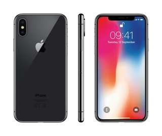 Kredit iPhone X 256GB Tanpa kartu kredit