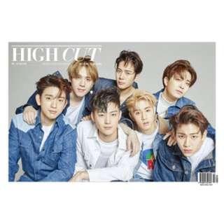 High Cut Vol 218 (Feat. GOT7)