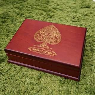 Premium Playing Cards: Luxury Box