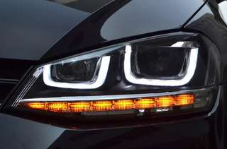 Volkswagen Golf MK7 Styling Head Lamp