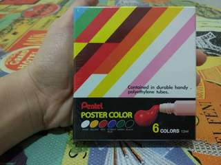 Poster color