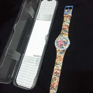 Swatch 手錶  九成新