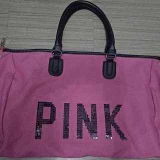 PINK Victoria's Secret Travel Bag