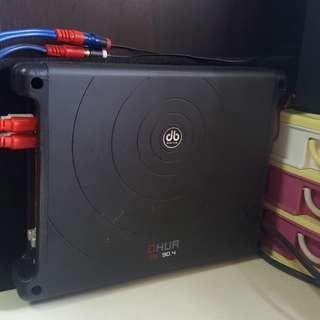 Car Amplifier Db