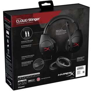 電競專用耳機🎧 Hyper X	Stinger Gaming Headset (HX-HSCS-BK/AS)