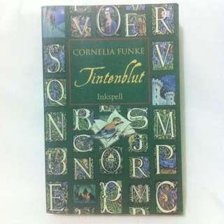 Inkspell - Cornelia Funke - buku ke 2 inkheart trilogi