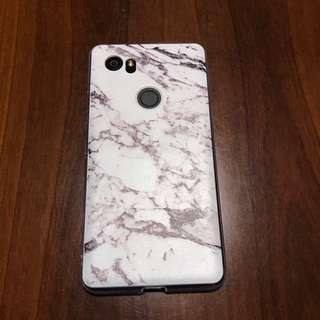 Google Pixel 2XL Marble Casing