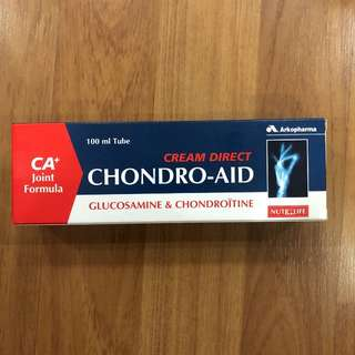 Chondro Aid cream