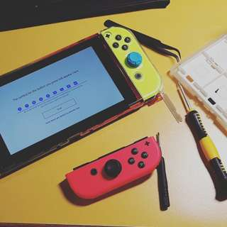 Repair Nintendo Switch Joycon